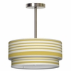 Luther Multi Stripes Pendant