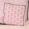 Luxe Pink Pillow Cover