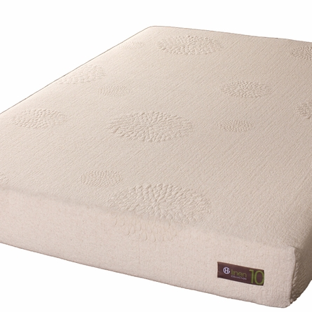 "Luxury 10"" Medium Plush Mattress"