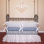 Luxury Boys Crib Bedding