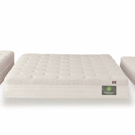 "Luxury Linen 10"" Medium Plush Mattress"