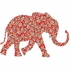Mabuza the Elephant Peel & Stick Wall Decals