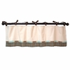 Mad About Plaid Window Valance