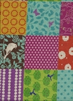 Maddie Boo Fabric - Candied Patchwork