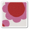 Maddie Boo Fabric - Jumbo Floral Pink