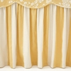 Madeline Gold Bed Skirt