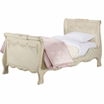 Madeline Twin Bed in Versailles Tea Stain