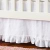 Madison Avenue Crib Skirt