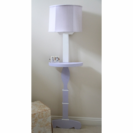 Magellan Floor Lamp With Table Top