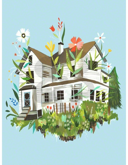 Magic Farmhouse Canvas Wall Art
