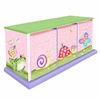Magic Garden 3 Drawer Cubby
