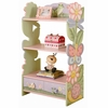 Magic Garden 3 Level Bookcase