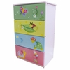 Magic Garden Girls 4 Drawer Chest