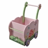 Magic Garden Girls Push Cart
