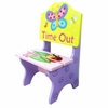 Magic Garden Girls Timeout Chair
