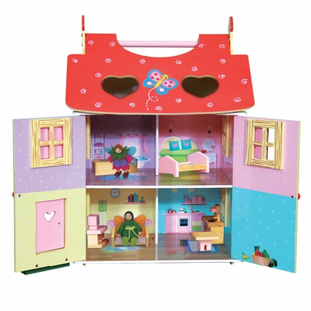 Magic Garden Hand Carry Dollhouse