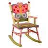 Magic Garden Rocking Chair
