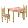 Magic Garden Table with 2 Chairs Set