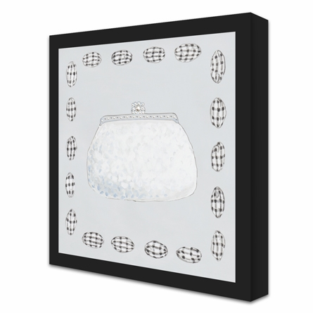 Magnifique Minaudiere Canvas Reproduction