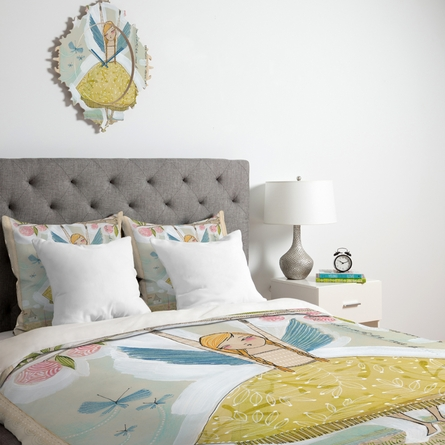 Make A Little Memory Luxe Duvet Cover
