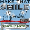 Make That Smile Sparkle Canvas Wall Art