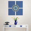 Malaya Dot Wall Decals