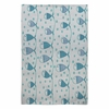 Mare Peces Flat Weave Rug