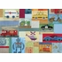 Educational Placemats - Set Of Four