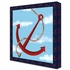 Maritime Anchor Canvas Reproduction