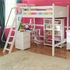 Marlowe Slatted High Loft Bed