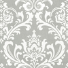 Marquee - Silver Fabric by the Yard