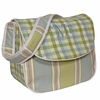 Master Blue Messenger Diaper Bag