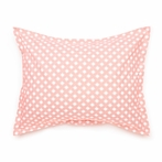 Mayfair Coral Pillow Sham Pair