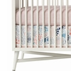 Meadow Canvas Crib Skirt