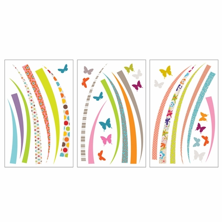 Meadow Transfer Wall Decals