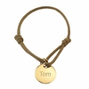 Medal Kids Bracelet in Gold Plated