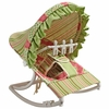 Medallion Pink Infant Rocker