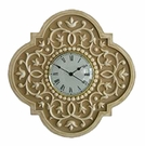 Mediterranean Vines Wall Clock