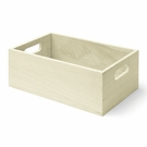 Medium All-Purpose Wooden Storage Box