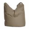 Medium Bull Grey Brown Bean Bag Chair