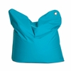 Medium Bull Sky Blue Bean Bag Chair