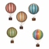 Medium Hot Air Balloon Model in Blue
