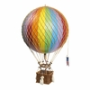Medium Hot Air Balloon Model in Rainbow