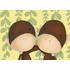 Monkey Business Placemats - Set Of Four