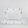 Mel Embroidered Duvet Cover
