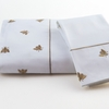 Mel Embroidered Sheet Set