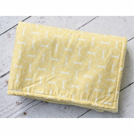Mellow Yellow Baby Blanket