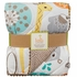 Menagerie Quilted Crib Comforter