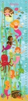 Mermaid Mingle and Play Growth Chart