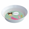 Mermaid Miss Chestnut Personalized Kids Bowl